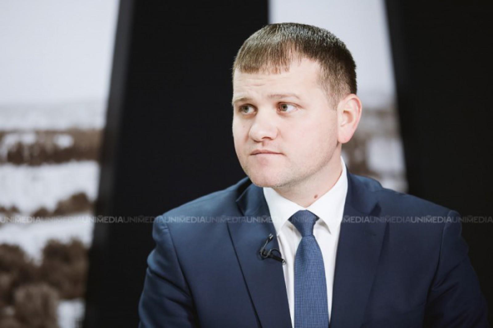 Ultima oră: Valeriu Munteanu, candidatul PL la alegerile locale din Chișinău