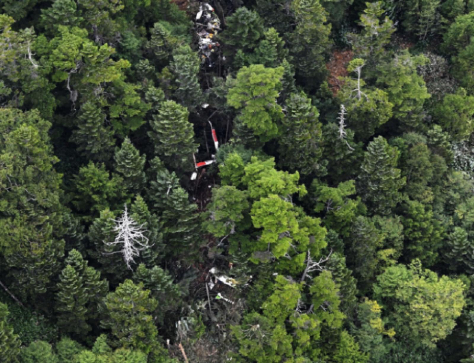 Un elicopter cu nouă persoane la bord s-a prăbuşit în centrul Japoniei