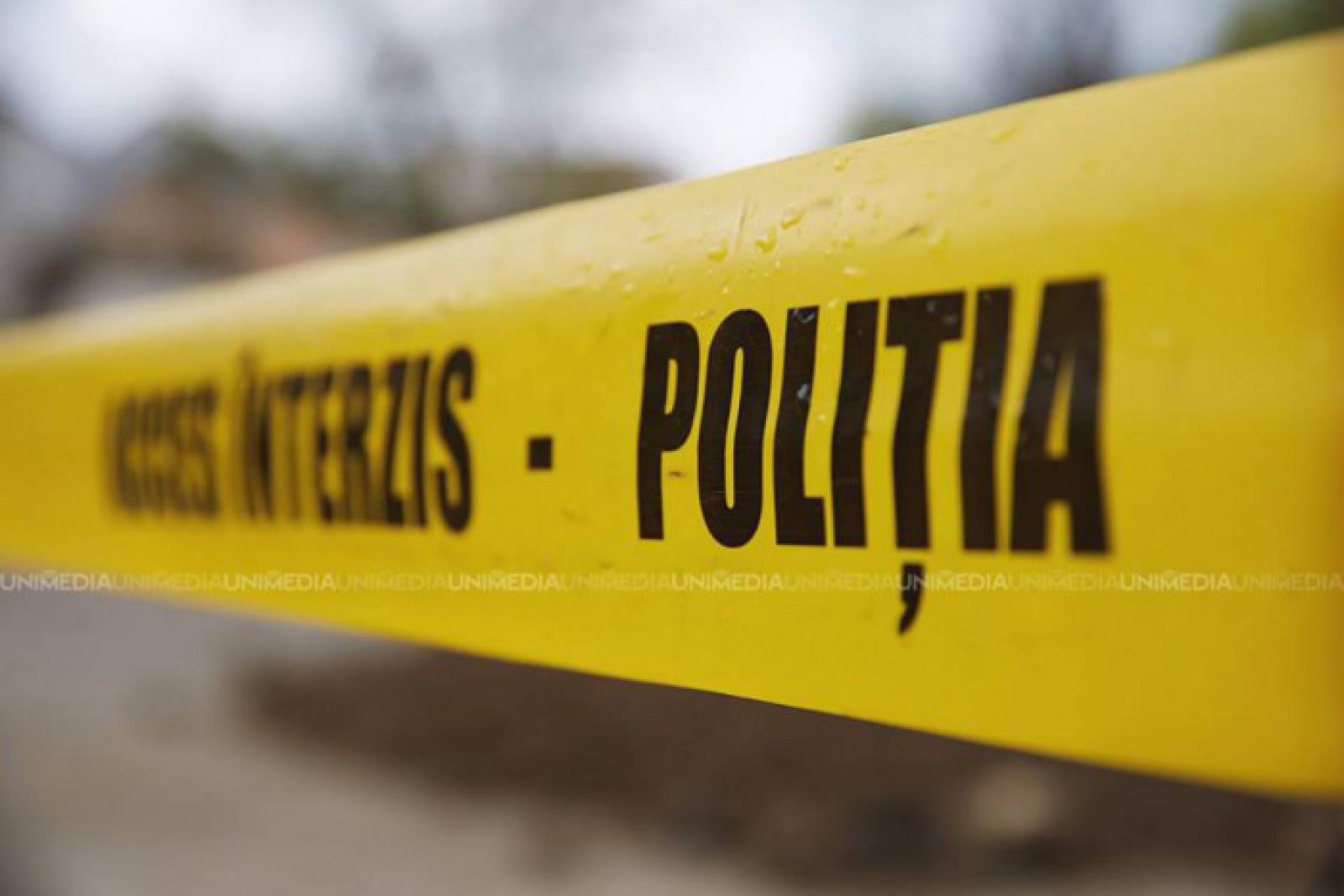 Un tânăr din Republica Moldova a fost găsit împușcat pe un câmp, la Cepari, în Bistriţa
