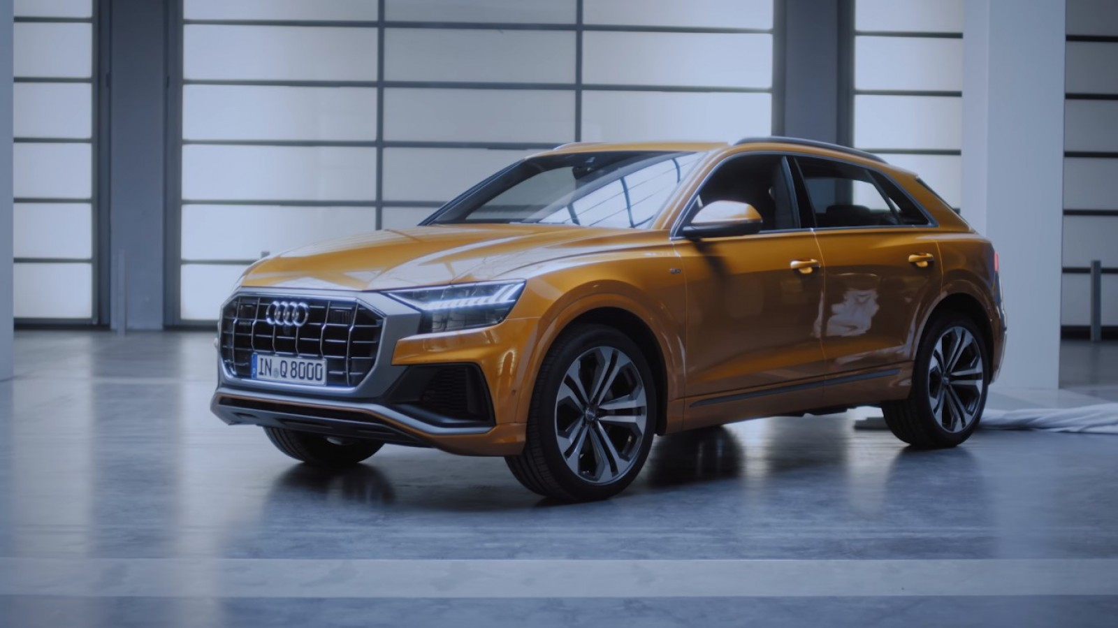 (update/video) Noul Audi Q8 a fost prezentat. Cum s-a încheiat povestea din mini serialul în care a participat