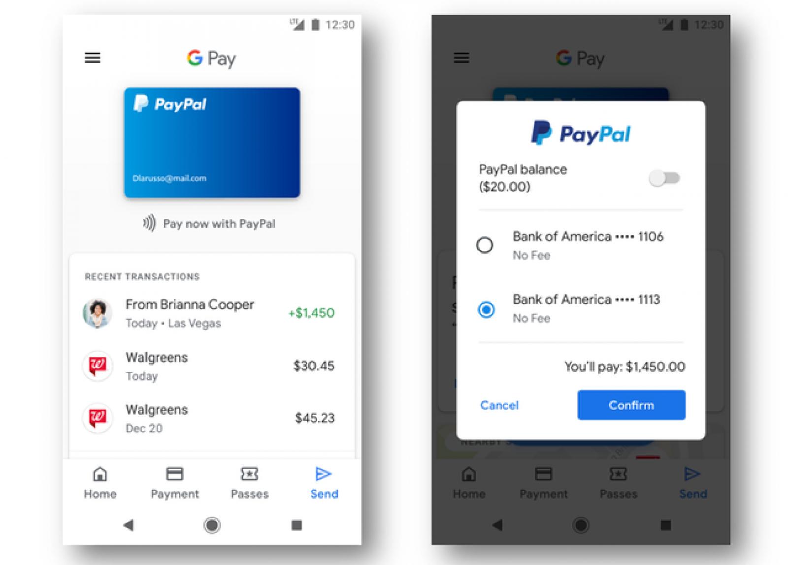Utilizatorii Gmail şi YouTube vor putea folosi PayPal pentru efectuarea plăților