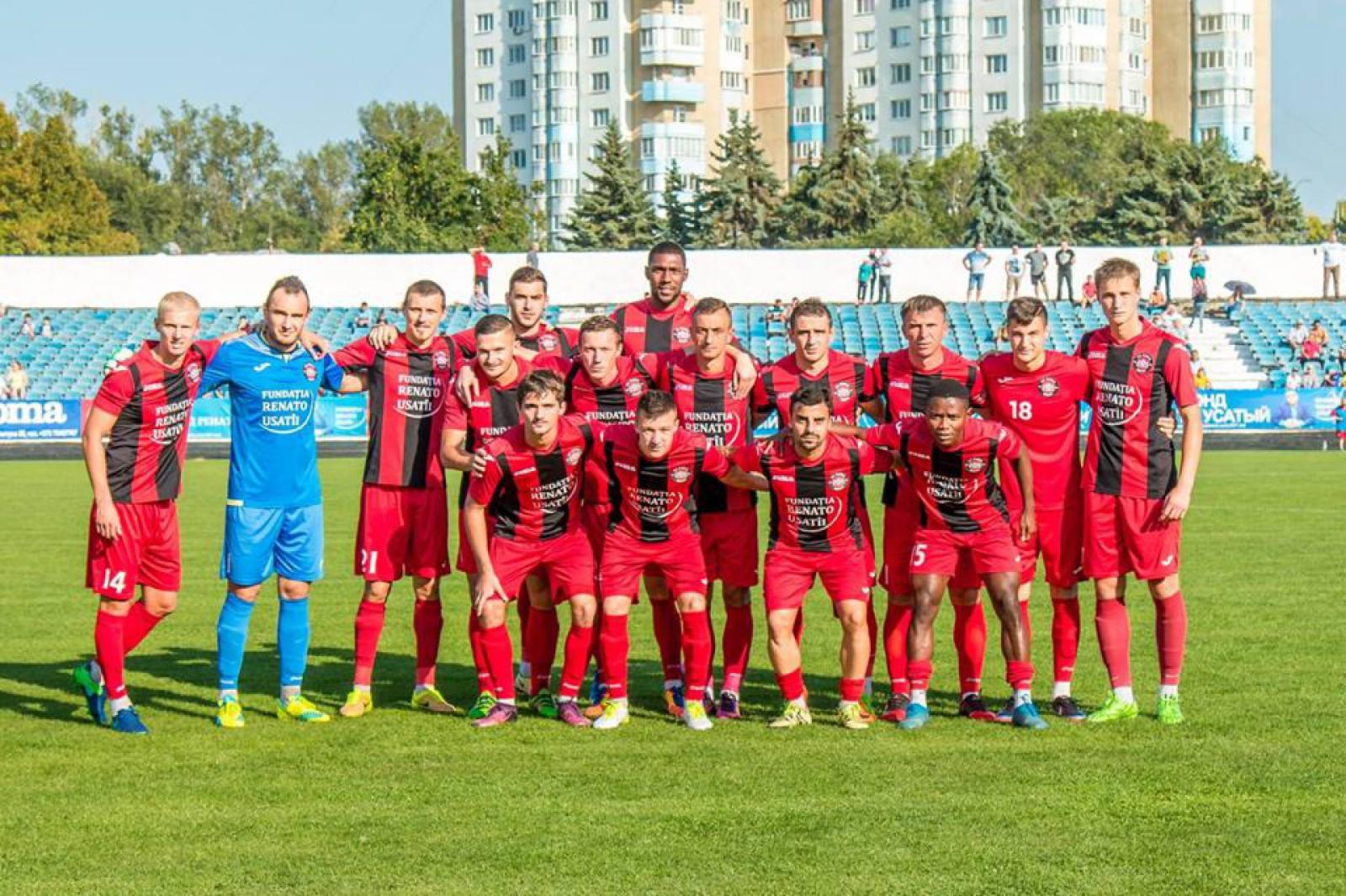 Va fi fotbal la Bălți? Conducerea echipei Zaria a reziliat contractele cu toți fotbaliștii săi