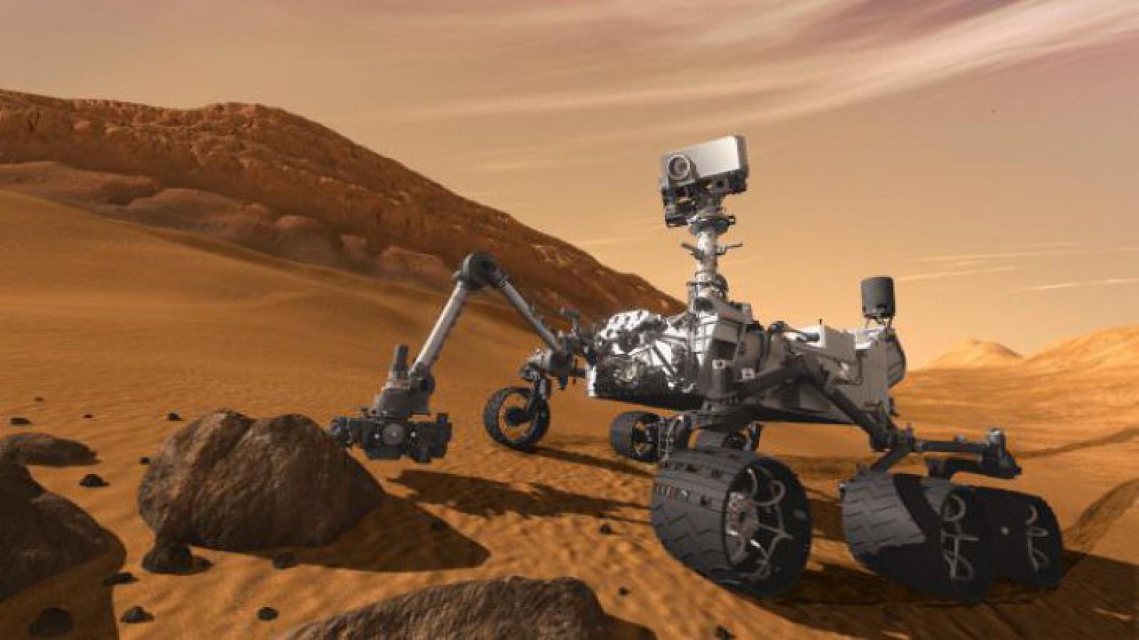 Veste interesantă de la NASA. Ce au găsit pe Marte