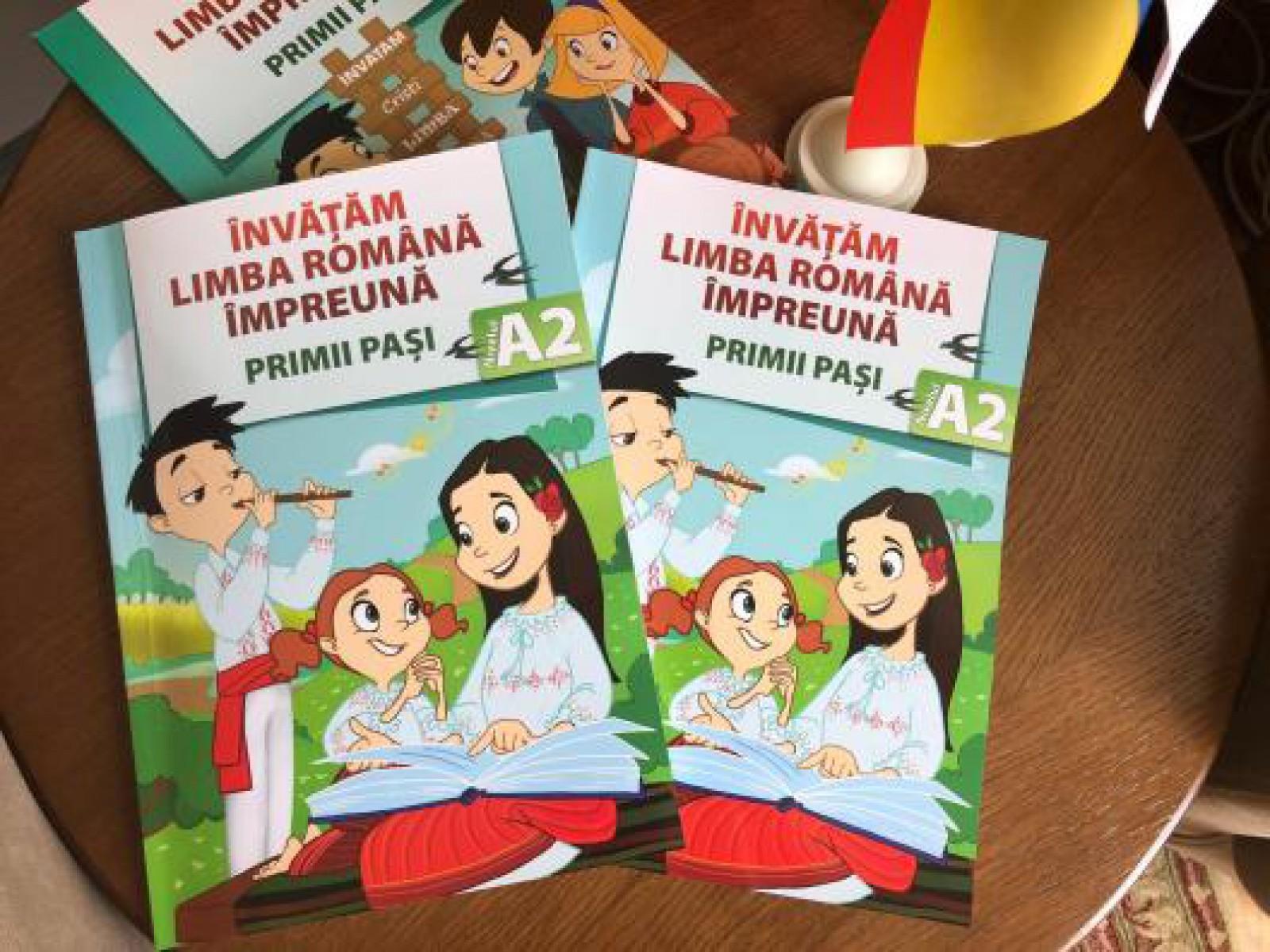 Vești bune pentru doritorii de a învăța limba română. Au fost lansate noi materiale didactice pentru Centrele Educaționale din diasporă