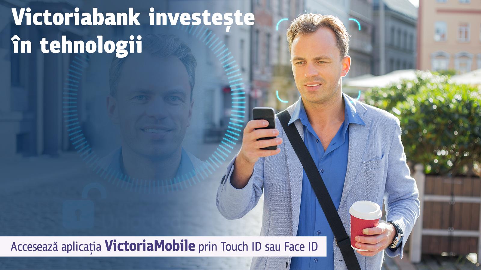 Victoriabank investește în tehnologii