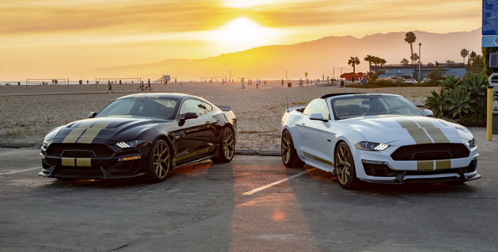 (video) A fost prezentat noul Shelby GT – un nou look, mai multă performanţă
