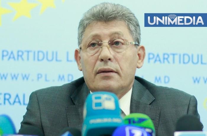 (video) Mihai Ghimpu: PL va face coaliție pro-europeană cu PD și PLDM
