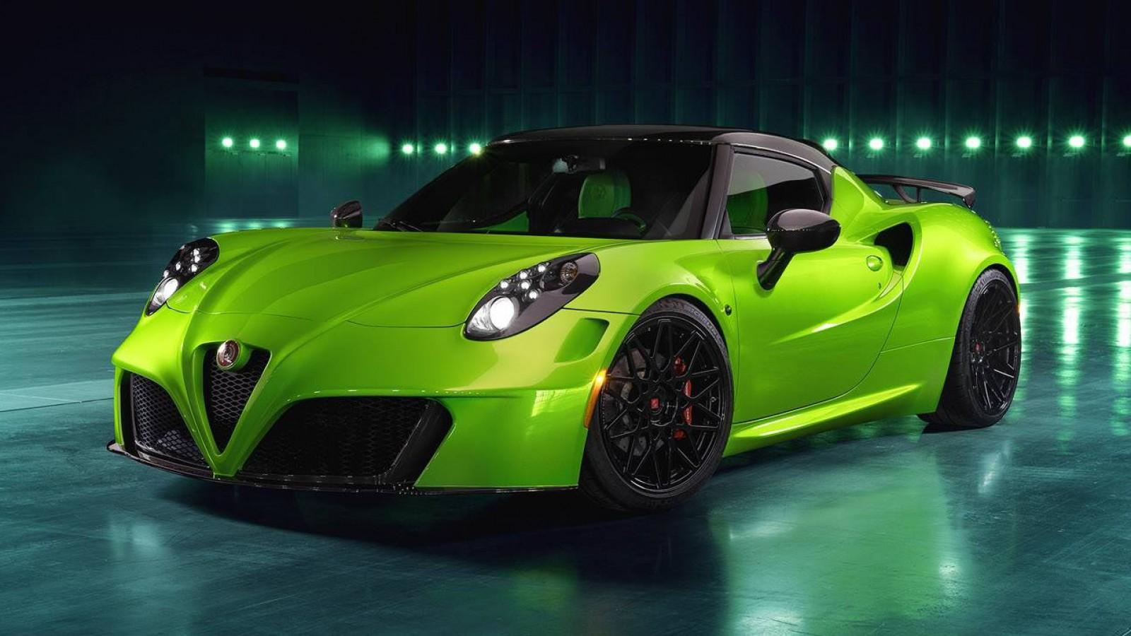 (video) Atelierul Pogea Racing a găsit reţeta care să facă din Alfa Romeo 4C o maşină interesantă