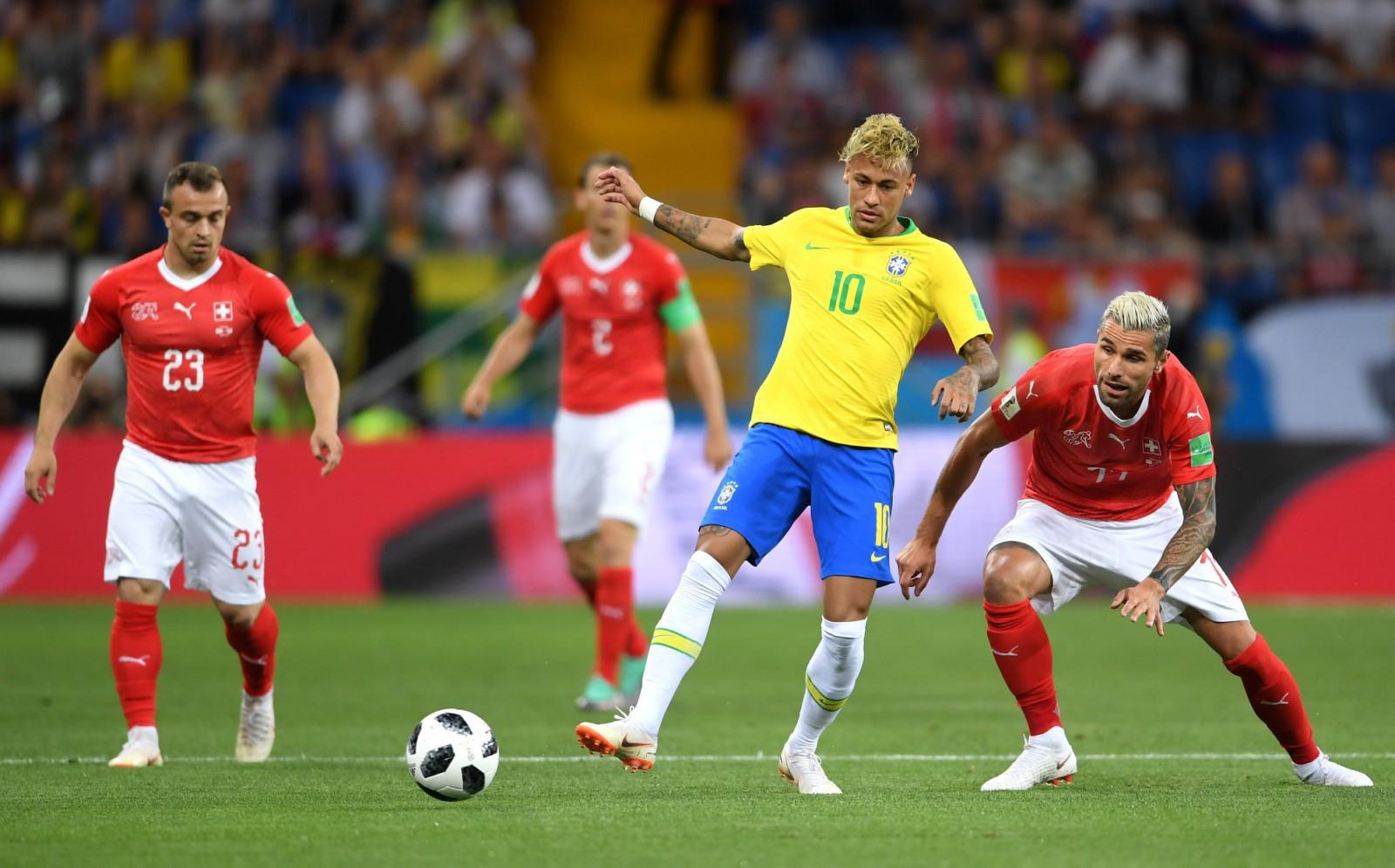 (video) Brazilia s-a împiedicat la primul meci jucat la Cupa Mondială! Selecao a remizat cu Elveția