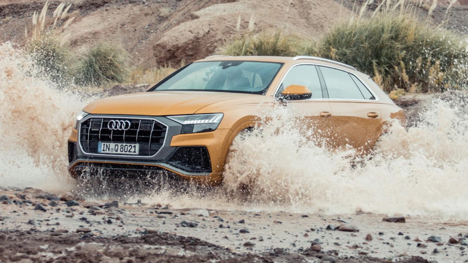 (video) Cel mai nou SUV Audi are un preţ de start. Iată cât costă cel mai ieftin Q8 şi ce motor are