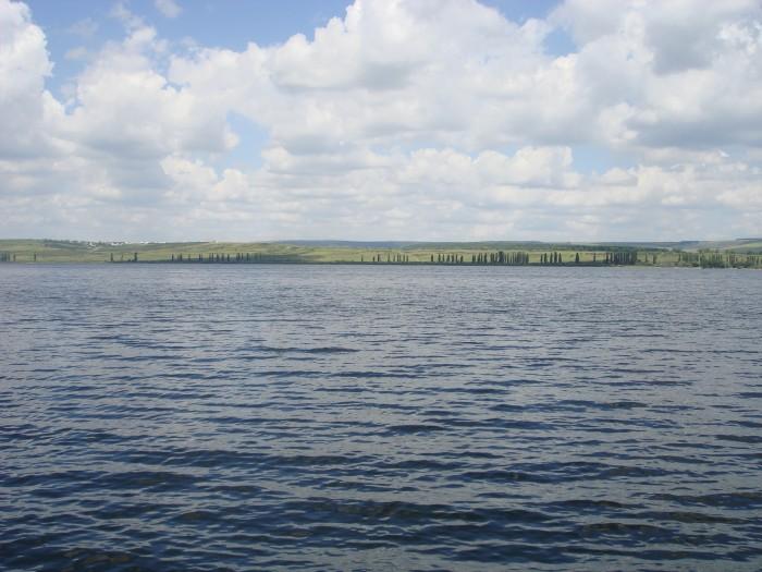 (video) Chirtoacă: Lacul de acumulare Ghidighici este în pericol