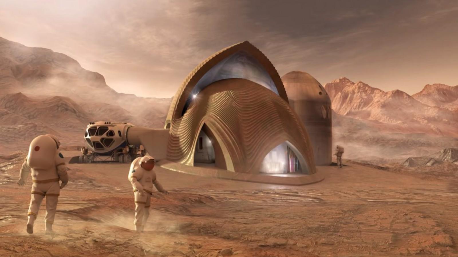 (video) Cum vor arăta casele de pe Marte în care vor locui primii oameni: Concurs științific lansat de NASA