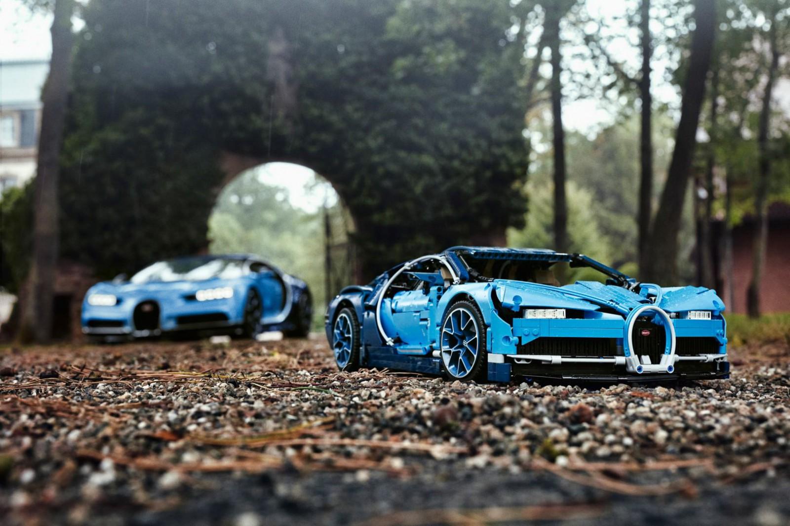 (video) Cumpără-i copilului tău un hipercar Bugatti Chiron cu doar 350 de dolari