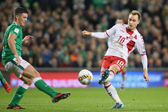 (video) Danemarca s-a calificat la Campionatul Mondial  după ce a umilit-o la Dublin pe Irlanda! Christian Eriksen a fost omul meciului