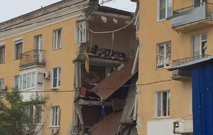 (video) Două persoane au murit, iar alte cinci au fost rănite în urma unei explozii în Rusia