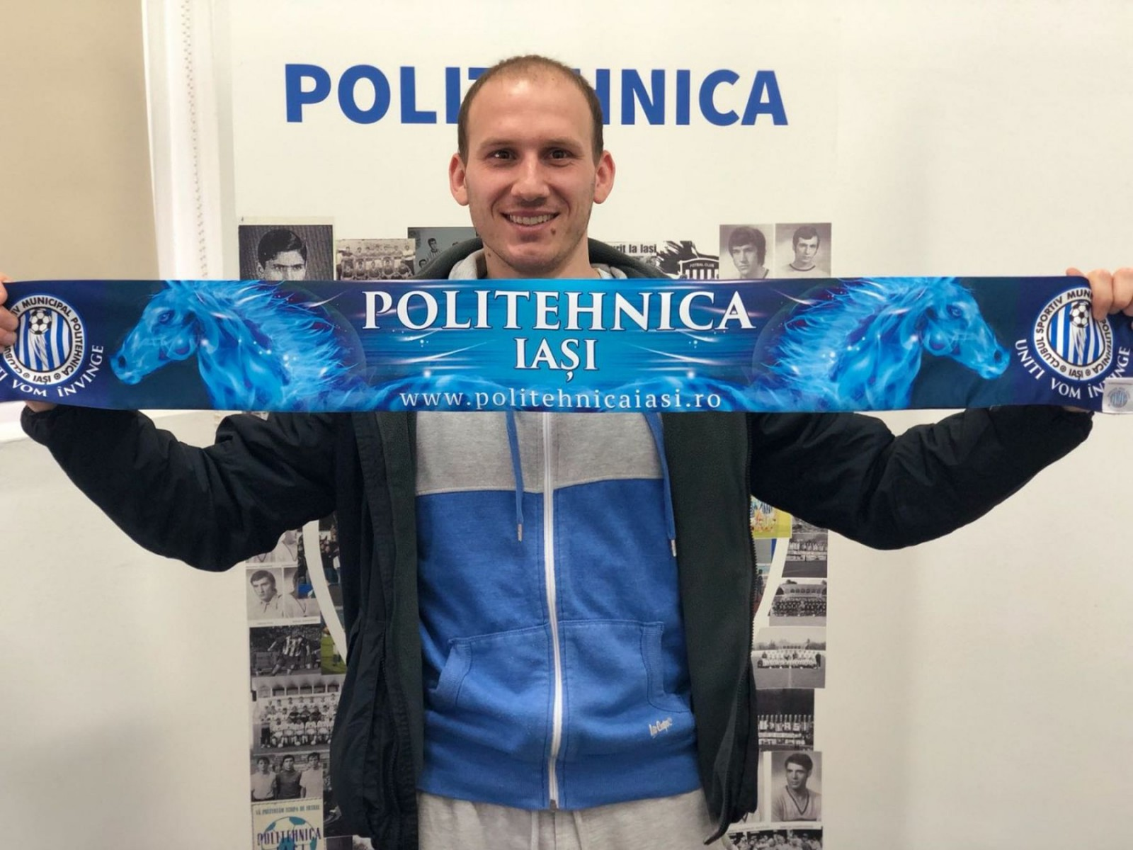 (video) Ex-portarul lui Zimbru Chișinău, Denis Rusu, a debutat la CSM Poli Iași. Echipa moldoveanului a câștigat derby-ul cu FC Botoșani