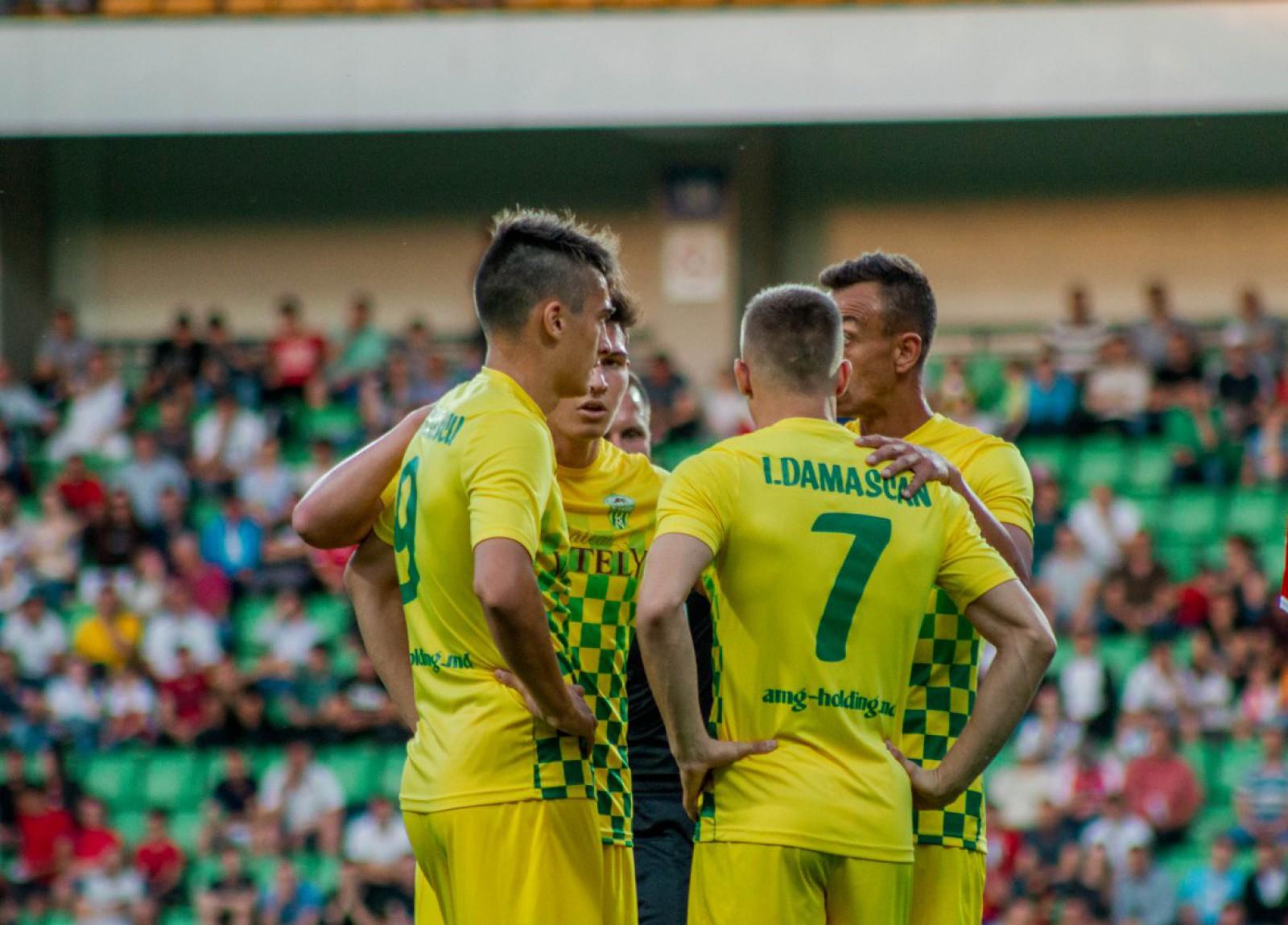 (video) FC Sfântul Gheorghe 1-0 FC Zimbru: Galben-verzii se află pe penultimul loc în clasamentul Diviziei Naționale