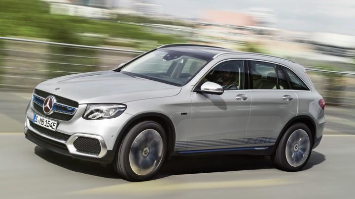 (video) Frankfurt 2017: Electromobilul Mercedes-Benz GLC F-Cell va fi produs curând în serie