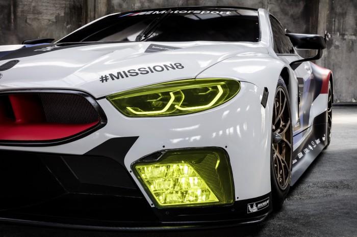 (video) Frankfurt 2017: Premieră mondială – Noua maşină de curse BMW M8 GTE