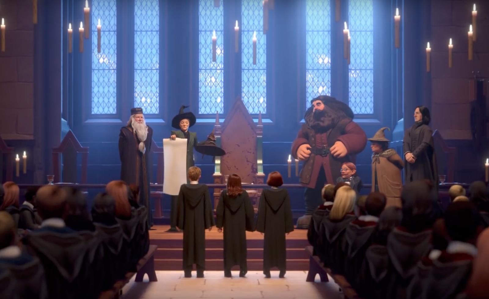(video) Harry Potter se transformă în joc de mobil pentru fani: Data oficială a lansării