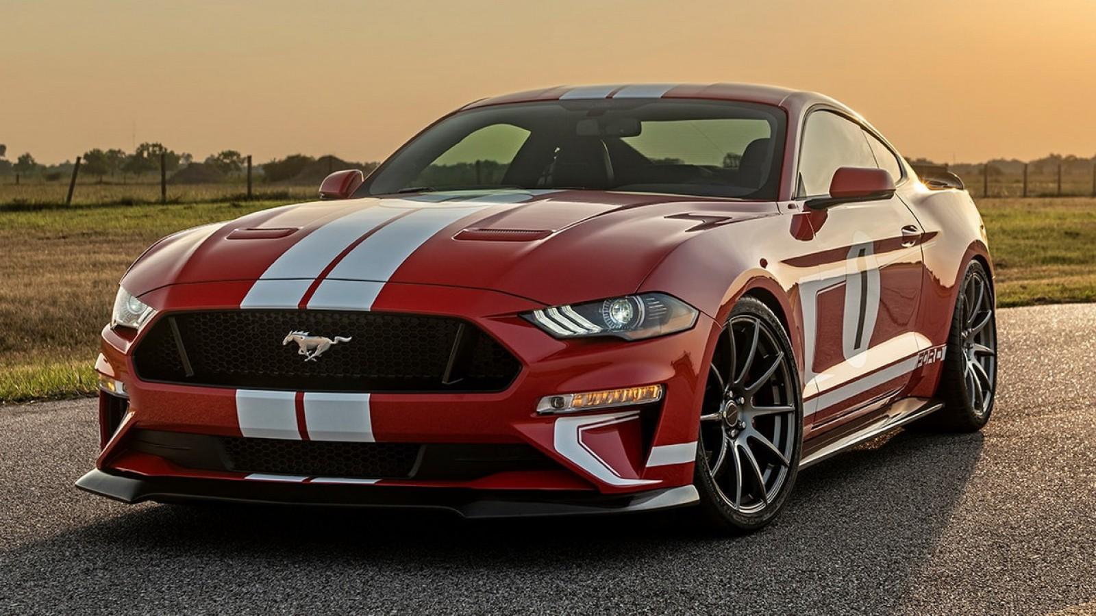 (video) Hennessey a făcut mai puternice 10000 de maşini! Sărbătoreşte prin lansarea unui Mustang limitat