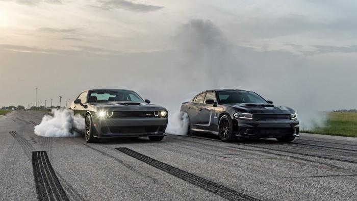 (video) Hennessey Performance prezintă Dodge Challenger SRT Hellcat HPE1000