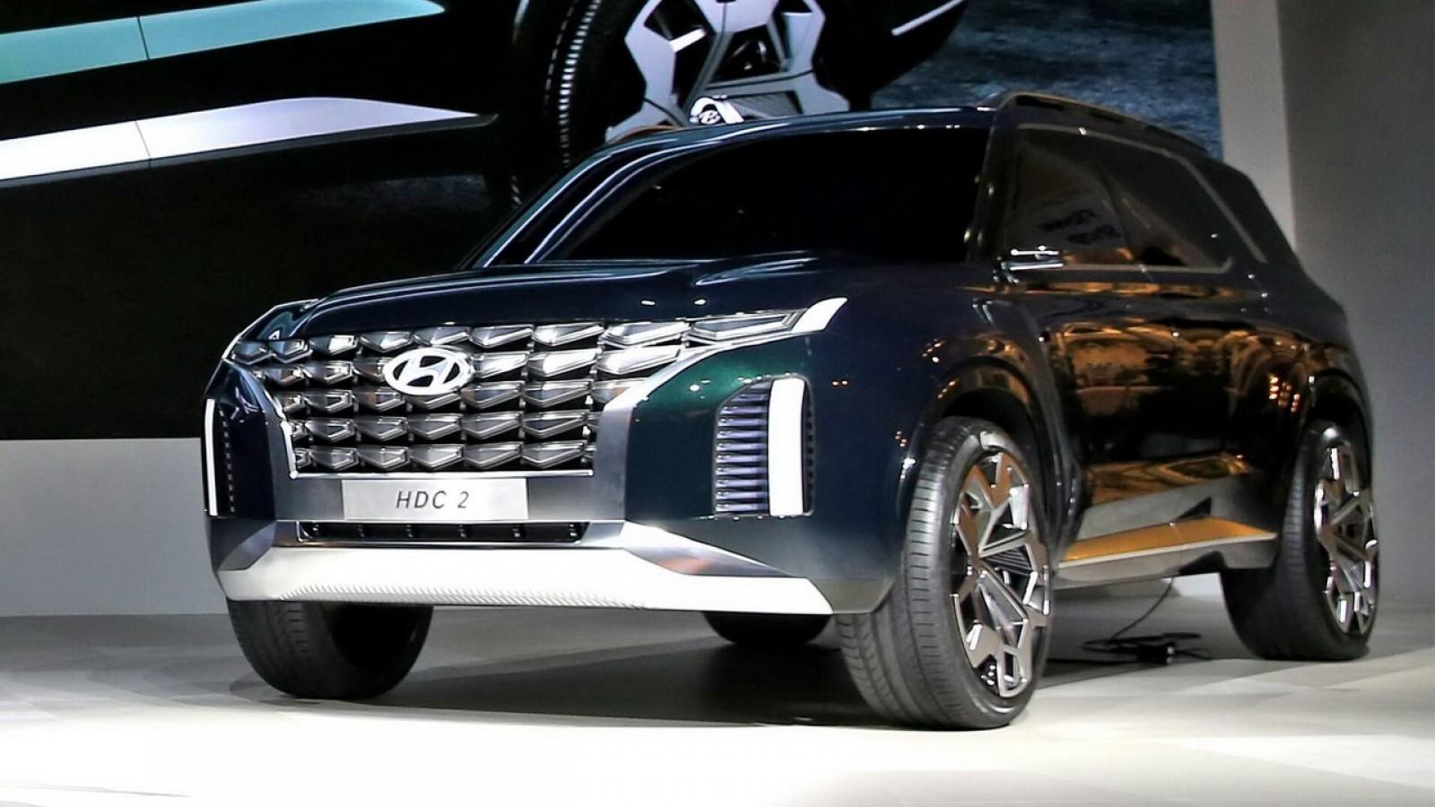 (video) Hyundai HDC-2 Grandmaster se va transforma în cel mai mare şi mai luxos SUV al mărcii