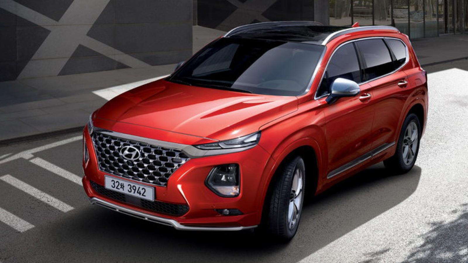 (video) Hyundai Santa Fe Inspiration – cel mai luxos Santa Fe de nouă generaţie