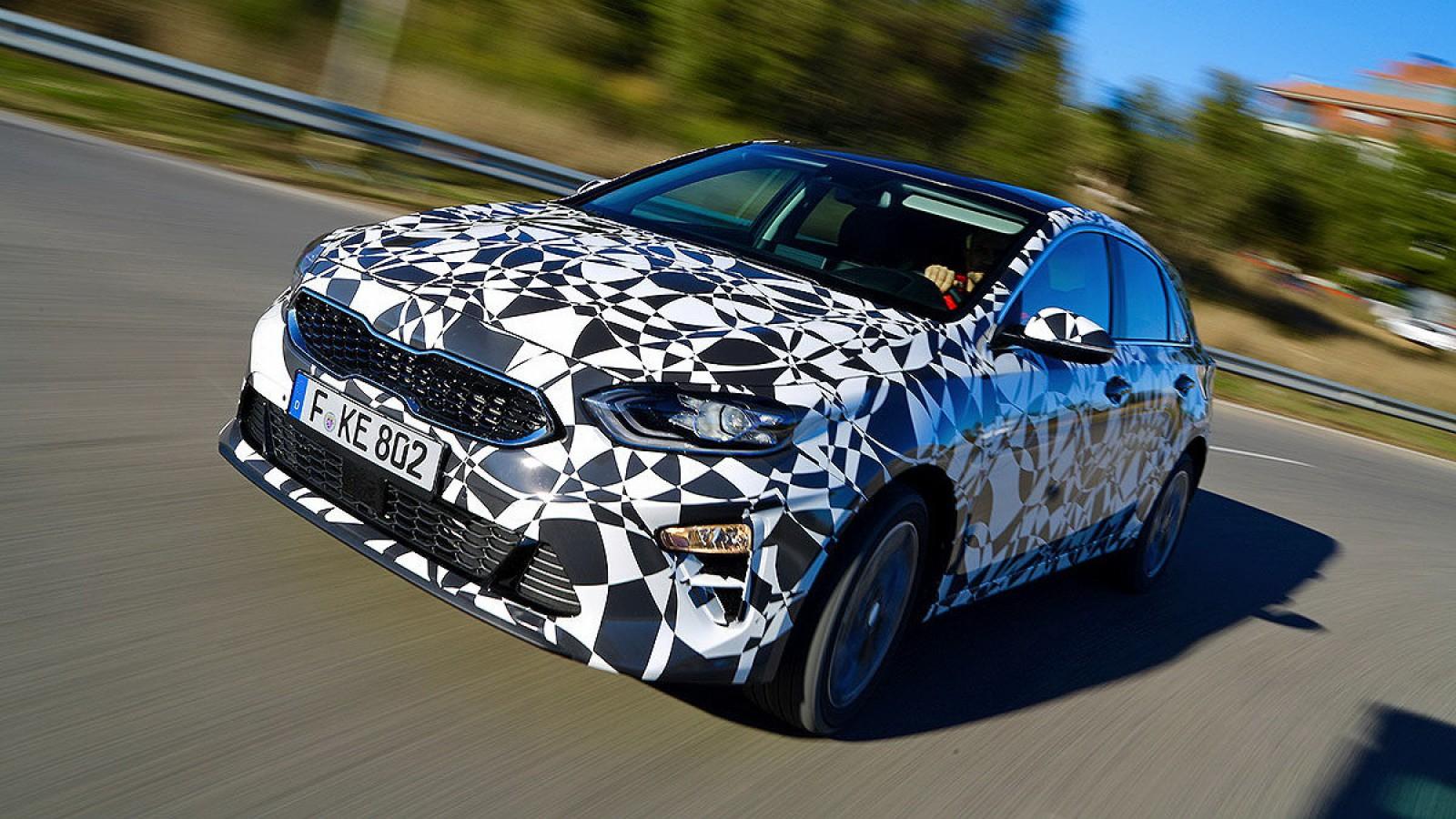 (video) Jurnalişti auto au testat noua KIA Ceed înainte de premieră şi au aflat detalii interesante
