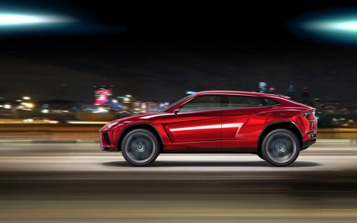 (video) Lamborghini a anunțat data prezentării noului Urus – primul SUV al mărcii