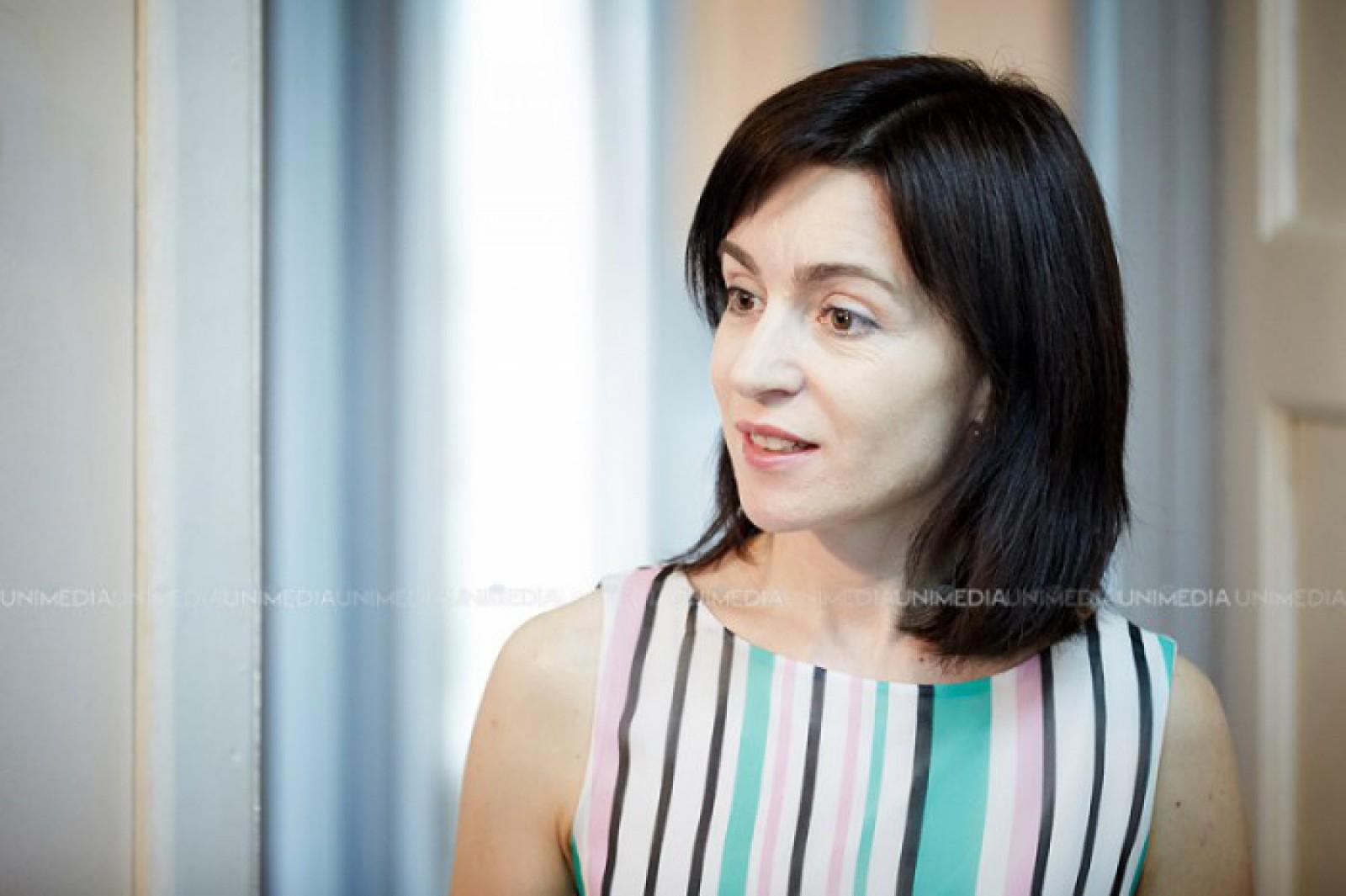 (video) Maia Sandu îi îndeamnă pe Valeriu Munteanu și Constantin Codreanu să-l susțină pe Andrei Năstase în lupta pentru Primăria Chișinău