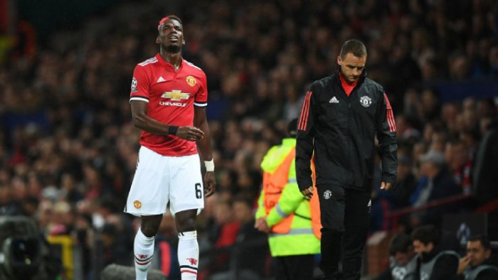 (video) Manchester United i-a interzis lui Paul Pogba sa joace baschet, pentru a preveni noi accidentări