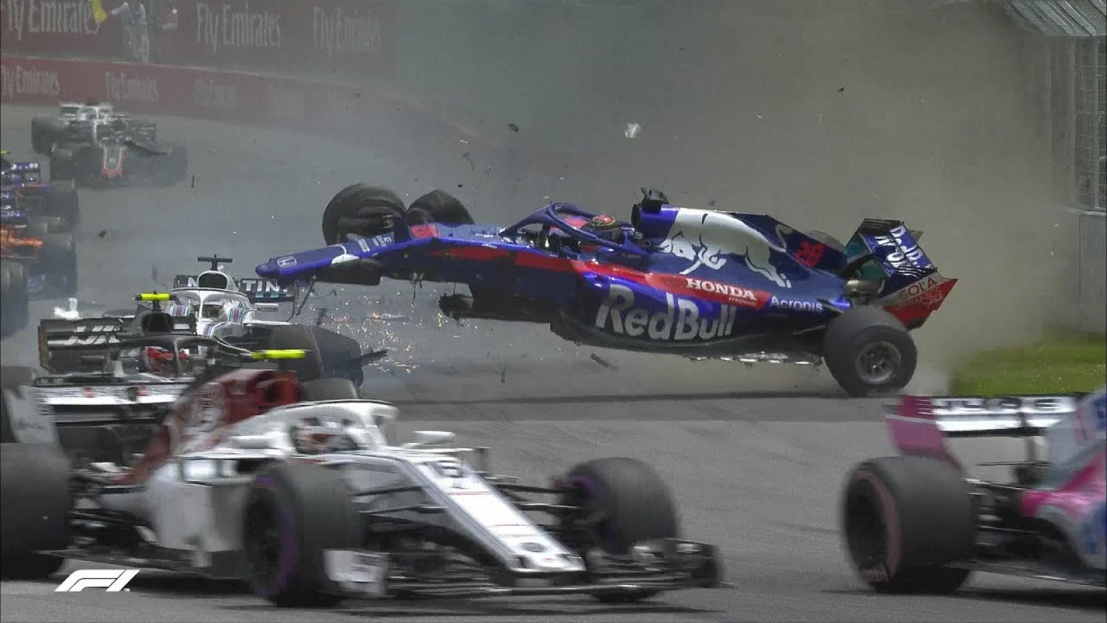 (video) Marele Premiu al Canadei: Primii trei piloţi au finalizat aşa cum au pornit, cu Vettel în frunte