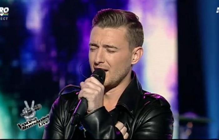 "(video) Mihai Chițu este ""Vocea României 2013"""
