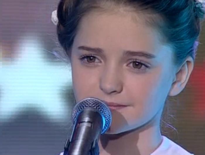"""(video) Monica Pîrlici - câștigătoarea primei ediții """"Moldova are talent"""""""
