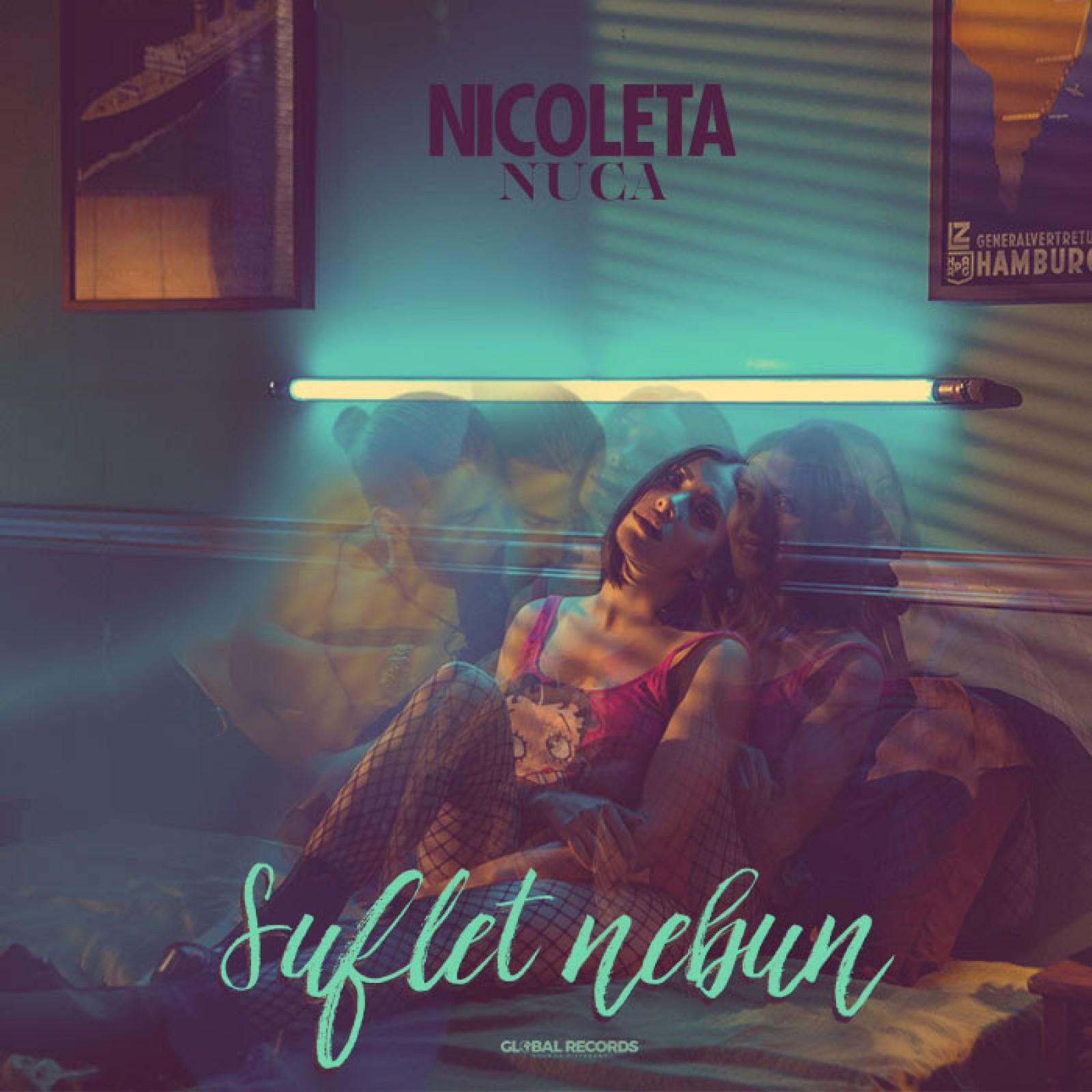 """(video) Nicoleta Nucă a lansat videoclipul piesei """"Suflet Nebun"""": """"Este o piesă diferită de ceea ce am cântat până acum"""""""