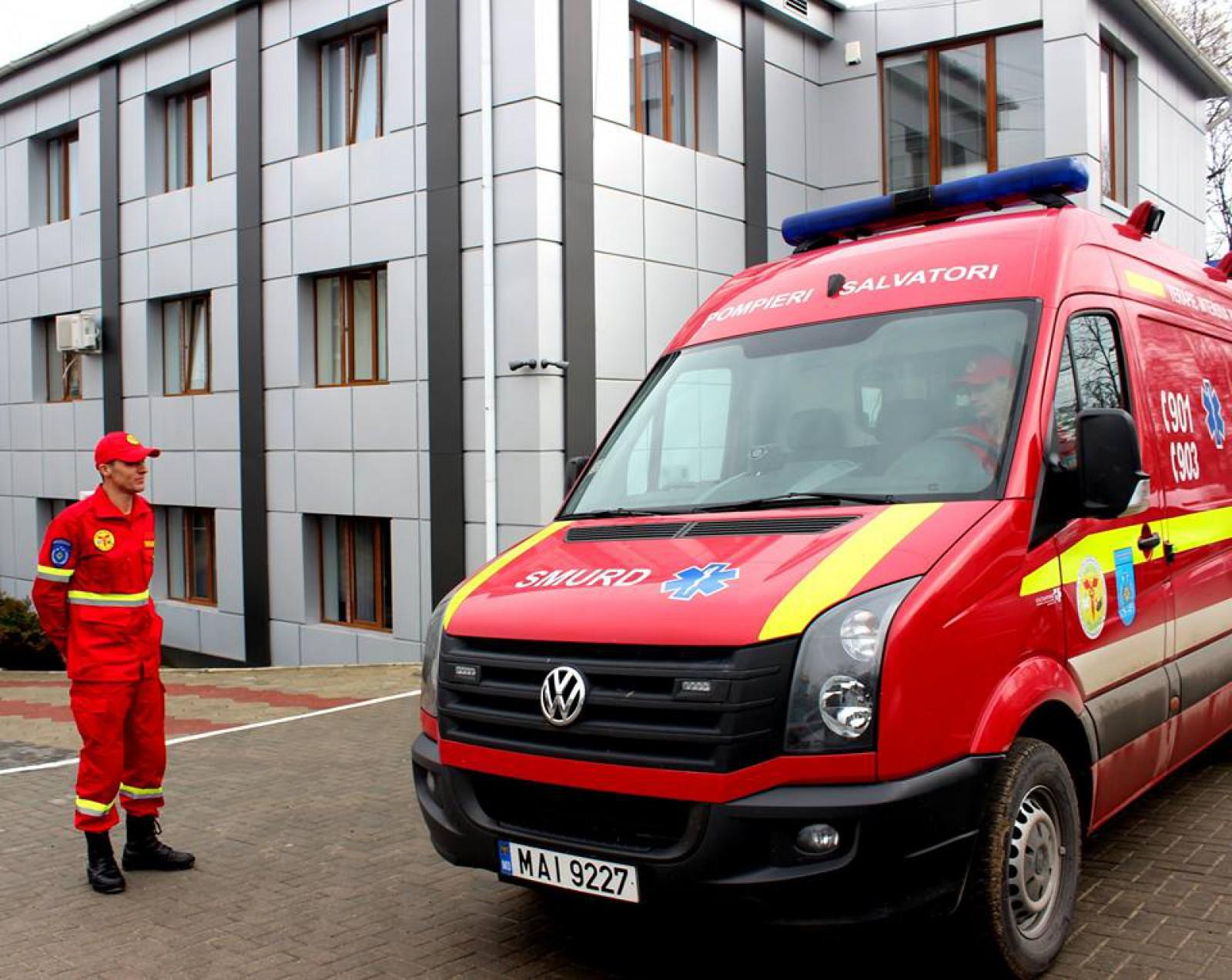(video) O moldoveancă, internată într-un spital din Italia, va fi adusă în țară cu echipajul SMURD