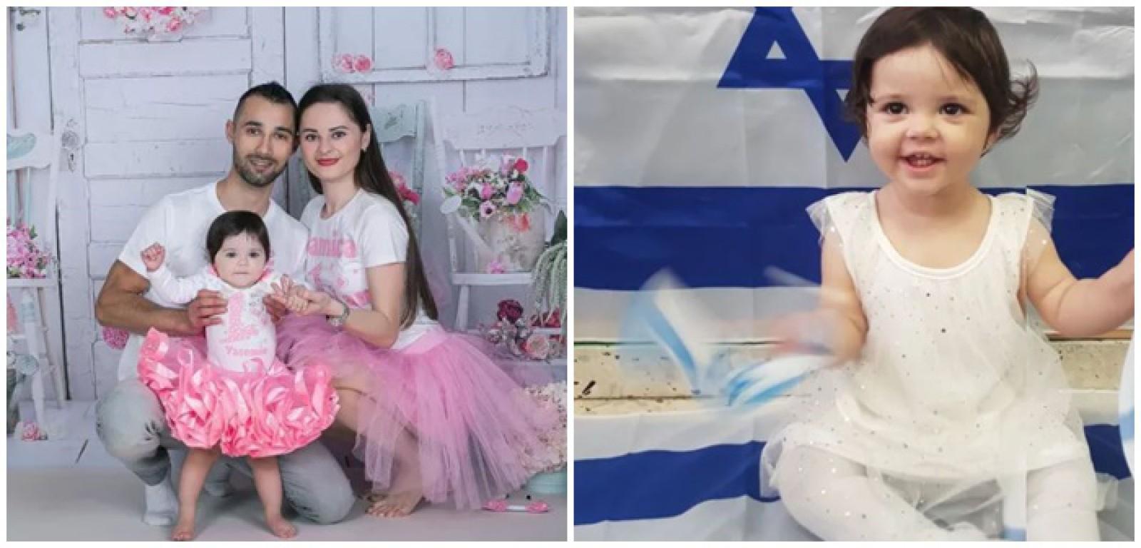 """(video) Părinții fetiței ucise într-o grădiniță au ajuns și în Parlamentul din Israel: """"Știu că acum nu mai putem face nimic să întoarcem copilul nostru"""""""