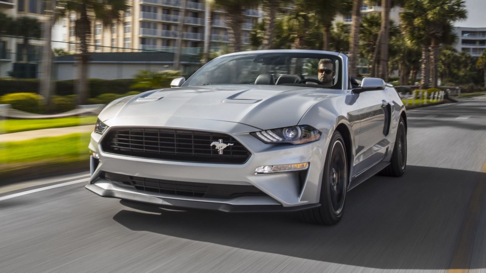Ford has prepared a new and limited edition mustang gt shortly after presenting the bullitt edition