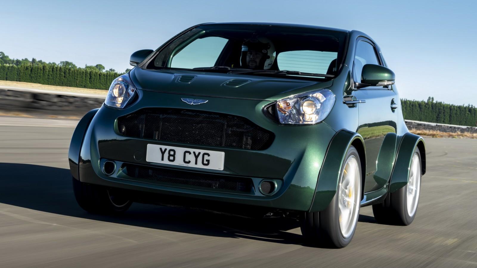 (video) Premieră la Goodwood: Aston Martin V8 Cygnet – city car unic în lume