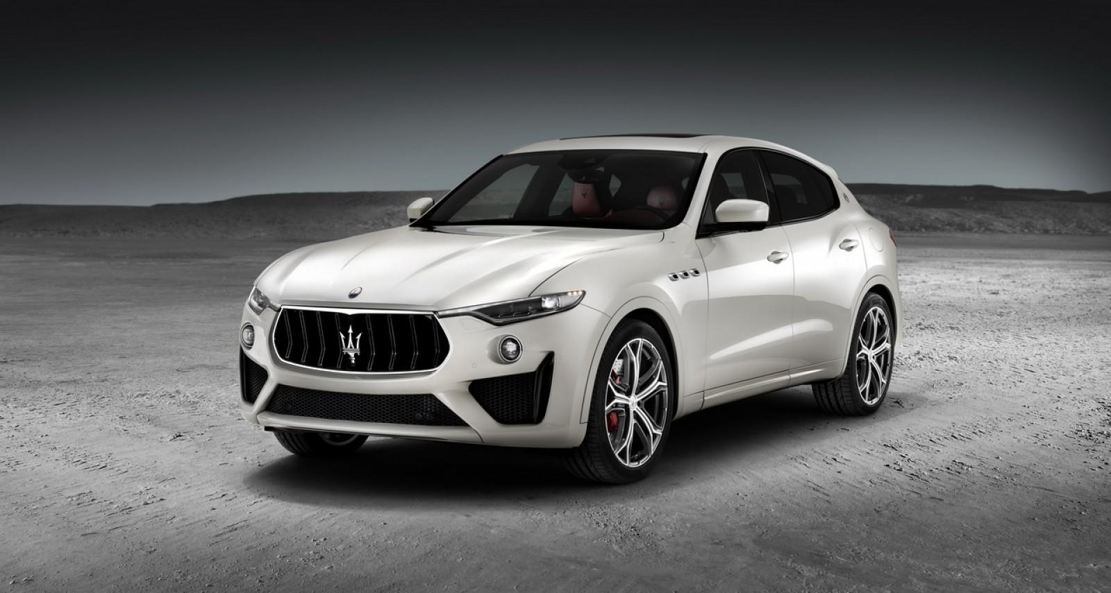 (video) Premieră la Goodwood: Noul Maserati Levante GTS şi actualizări pentru Ghibli și Quattroporte