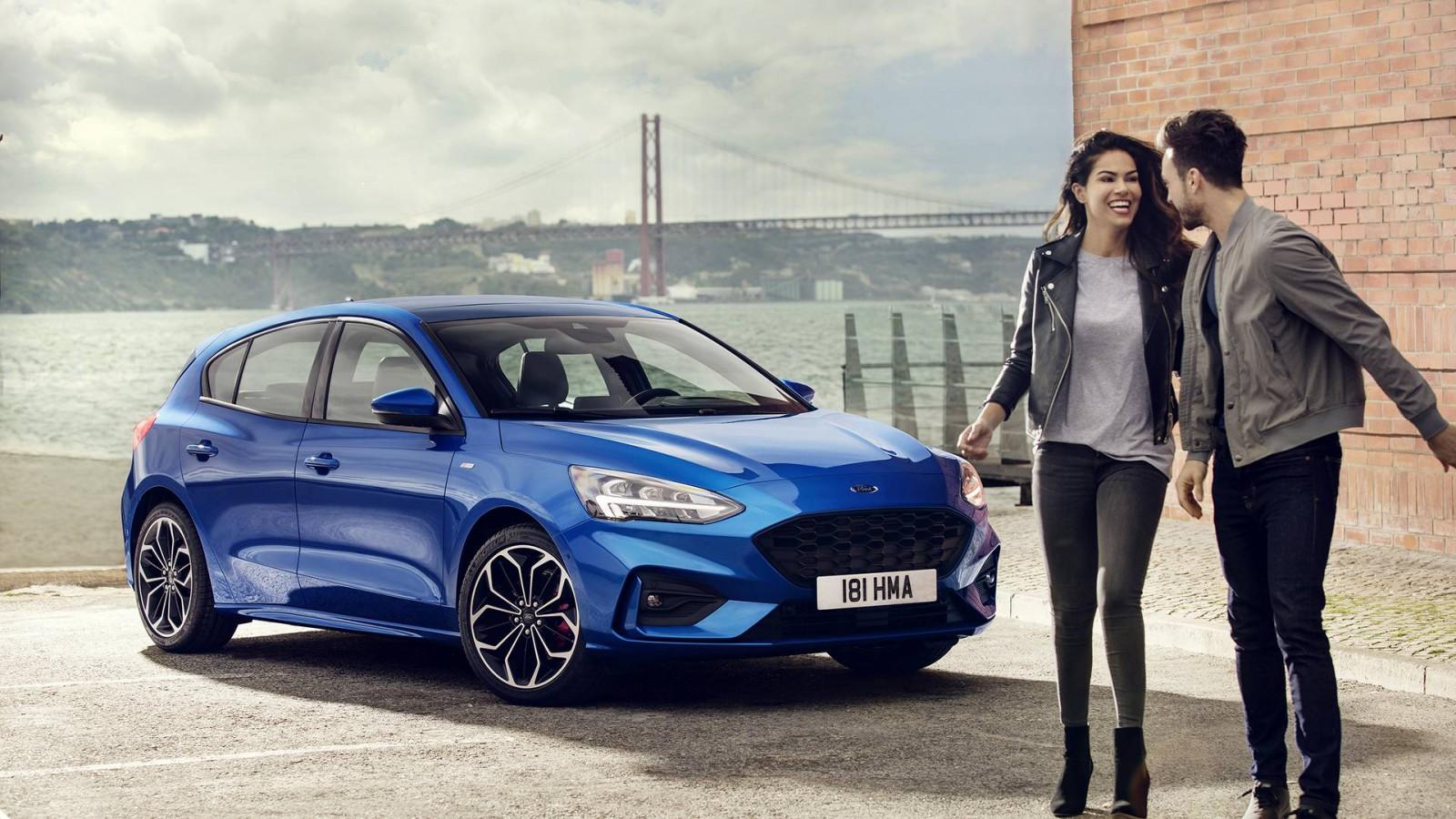 (video) Premieră mondială: Noua şi cea de-a patra generaţie Ford Focus – făcută de la zero!