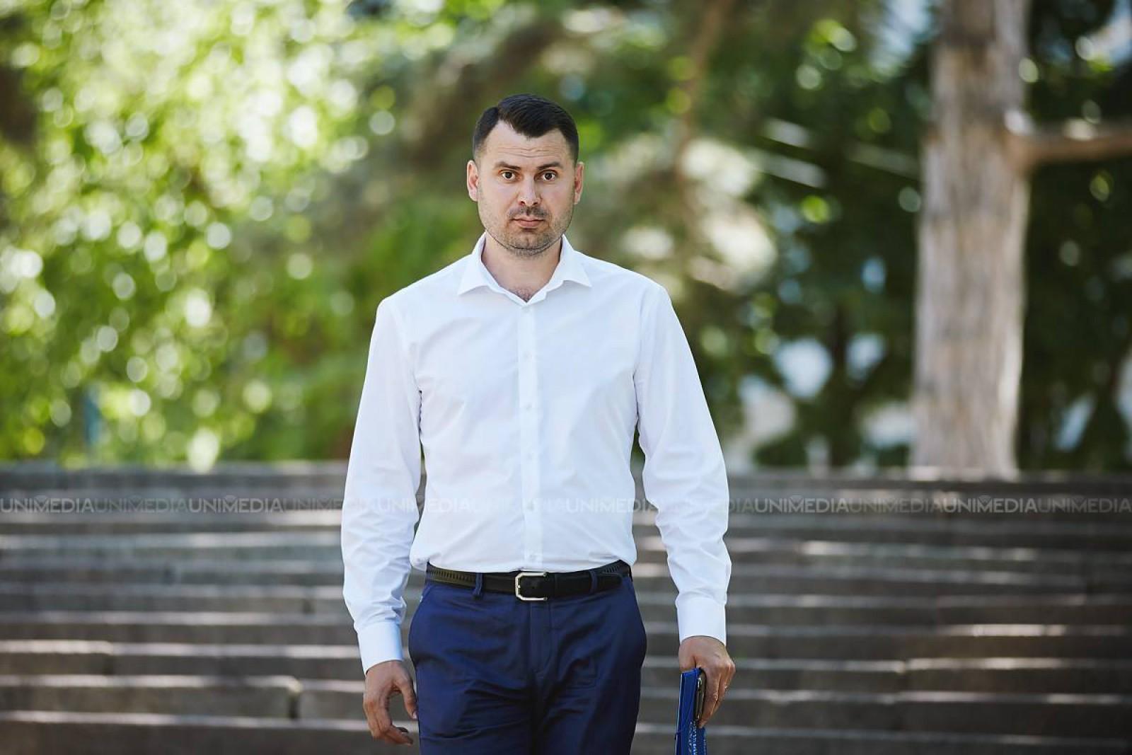 """(video) Promite """"cutremur"""" la Primăria Chișinău: Ce va face candidatul Vasile Costiuc, dacă va deveni edil al capitalei"""