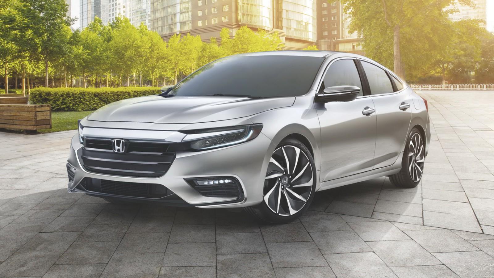 (video) Prototipul noului Honda Insight are un sistem de propulsie hibrid de ultimă generaţie