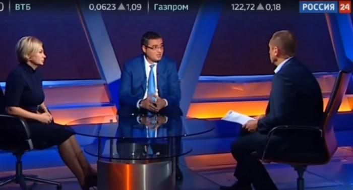 """(video) Renato Usatîi la """"Rusia 24"""": Moldova, transformată într-un centru de atracție pentru grupările criminale organizate internaționale"""