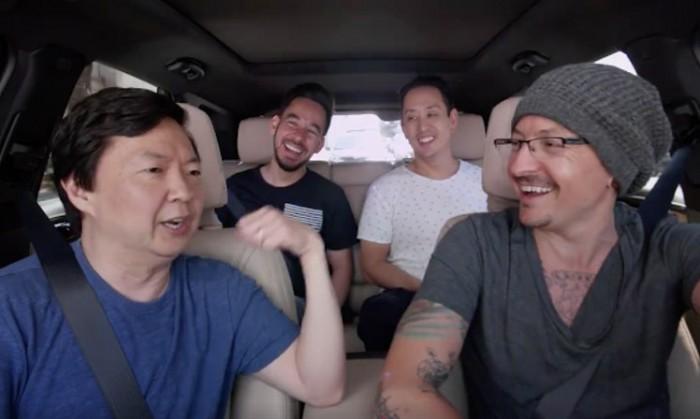 (video) Trupa Linkin Park a publicat ediția Carpool Karaoke cu solistul Chester Bennington, filmată cu șase zile înainte de moarte lui