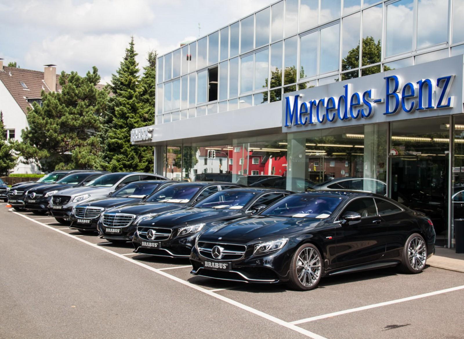 (video) Tur prin uzina Brabus, unde se fac unele dintre cele mai puternice Mercedes-uri din lume