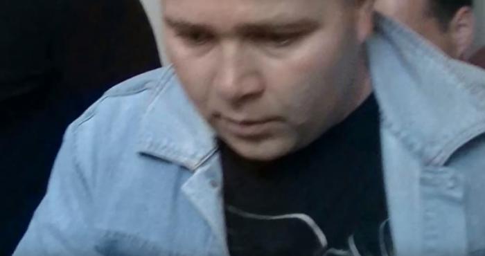 """(video) Un deținut suspectat că l-ar fi bătut pe Andrei Braguța afirmă că tânărul a fost """"fărmat"""" de polițiști"""