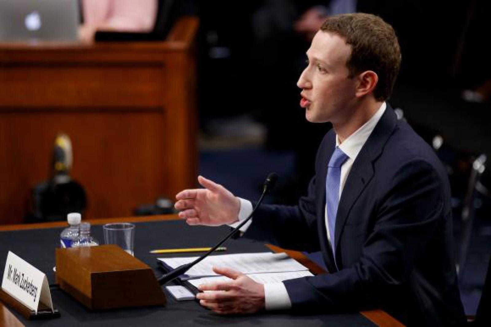 """(video/update) Mark Zuckerberg, audiat în Parlamentul European: """"Siguranţa utilizatorilor Facebook, mai importantă decât profitul"""""""