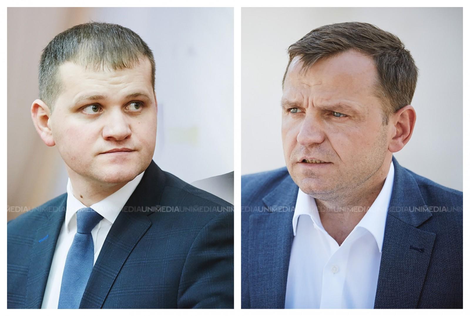 """(video) Valeriu Munteanu: """"Îndemn cu tărie alegătorii care m-au votat ieri, să-l voteze în turul al doilea pe Andrei Năstase"""""""